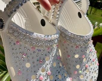 Wedding crocs   Etsy