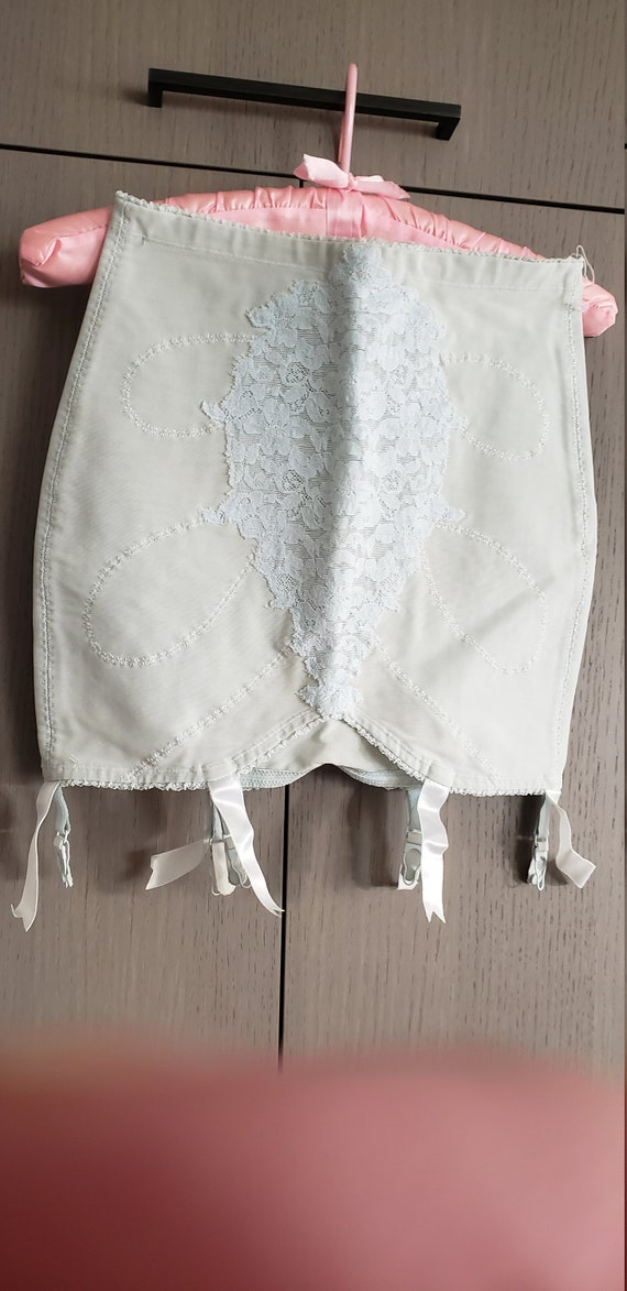 Vintage Girdles with Garters