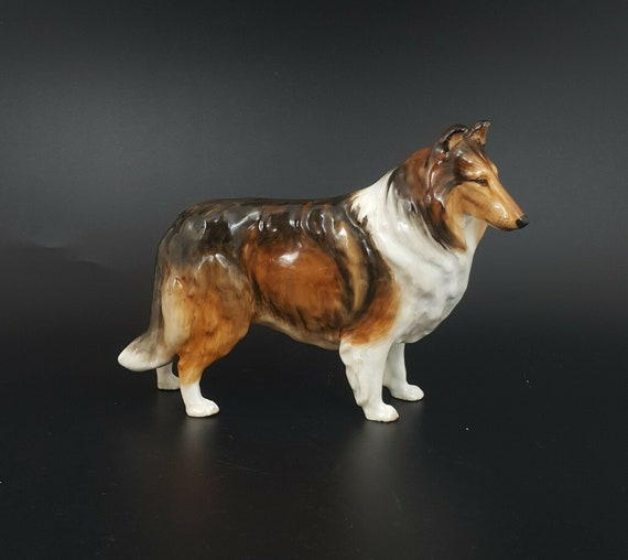 Royal Doulton Dogs Collie HN1058