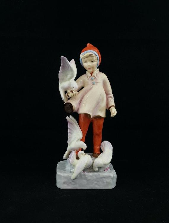 Royal Worcester Figurine November Model 3418