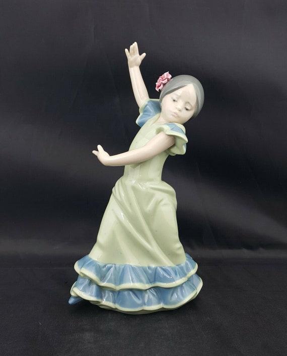 Lladro Figurine 5192 Lolita Boxed