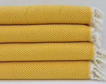 Wool Coverlet Organic Blanket throw Wool blanket  -Queen  King  size bedding Sofa Throw Chevron blanket -Large Picnic Blanket
