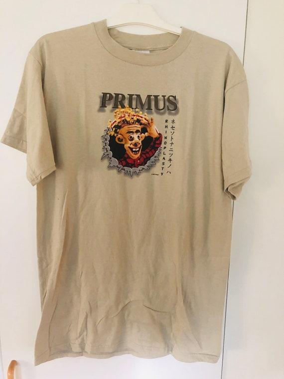 PRIMUS 1998 Rhinoplasty Tour Original Vintage Shir