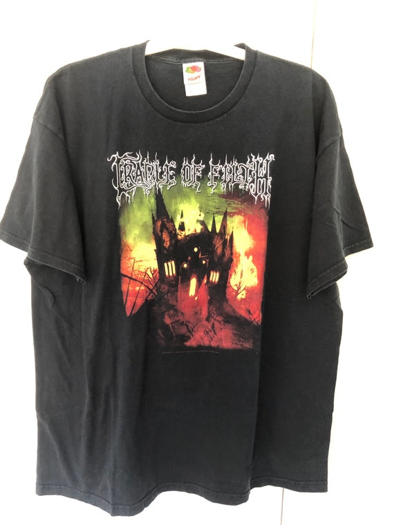Cradle Of Filth 2006 Cemetary And Sundown - Origin