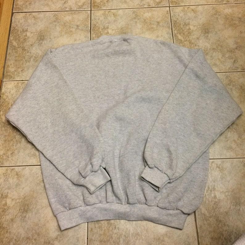 Vintage Green Bay Packers versus Denver Broncos Super Bowl 1998 sweatshirt 1990s size XL
