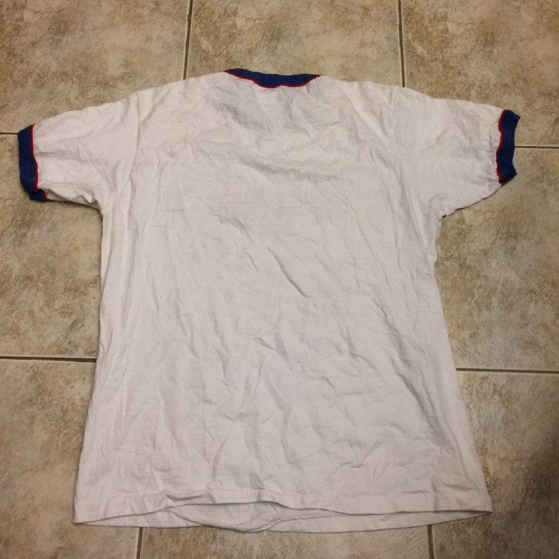 Vintage Mickey Mouse team USA Disney T Shirt 1980s Size medium