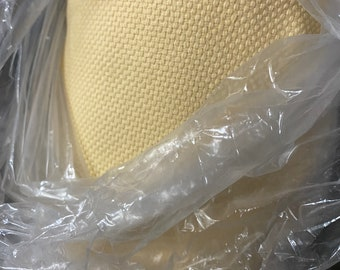 Butter Yellow Cotton fabric by the yard