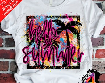 Ready to Ship Sub Image Ready to Press Design Let The Beet Drop Sublimation Transfer Multiple Sizes Available