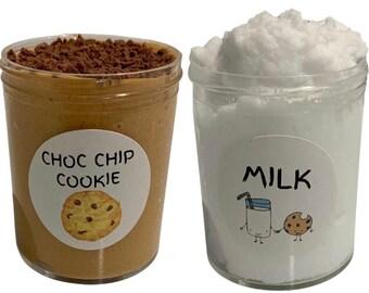 Cookies & Milk Slime Duo