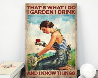 Gardening Poster Wall Art MYN10 murder is wrong poster Flower Girl Poster Home Decor Vintage Poster Love gardening poster