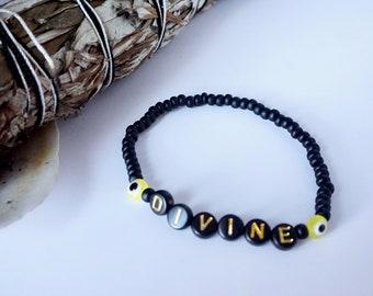 Divine - Evil Eye - Multicolor Bead Handmade Bracelet