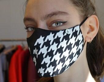 NAMASTE GOOSINDA designer face mask