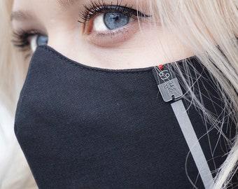 Namaste ZODIAC minimalist designer mask