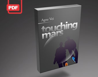An autobiographical book-collection of writings 'Touching Mars' by Agne Vei