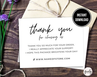 Thank You for Your Order Purchase Printable Labels for Poshmark Package Poshmark Thank You Stickers Shipping Supplies for eBay Resellers