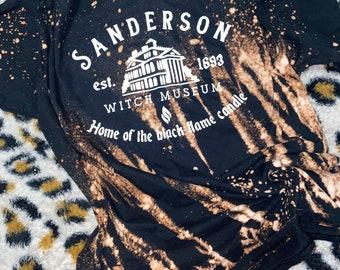 Sanderson sister bleached tee
