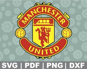 15+ Manchester United Logo Svg
