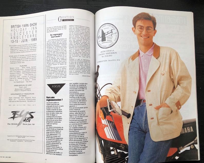 Gap magazine 1989