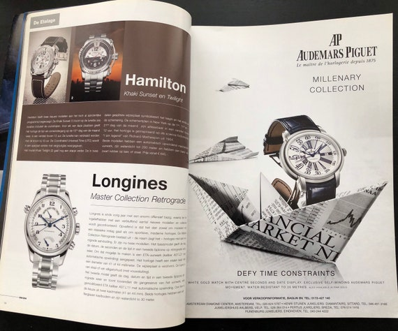 Watch magazine 2008 - image 10