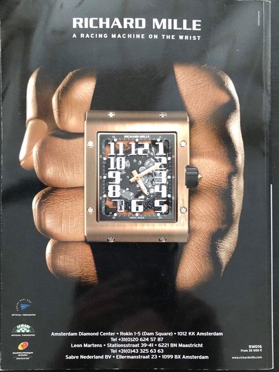 Watch magazine 2008 - image 2