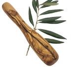 Large Natural Pilon 20 cm for olive wood mortar (6515)