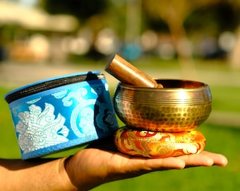 SALE END TOnight!4 inch Singing bowls Hand Beaten Hammer Singing bowls for sound healing, meditation, yoga charka balancing Made in Nepal