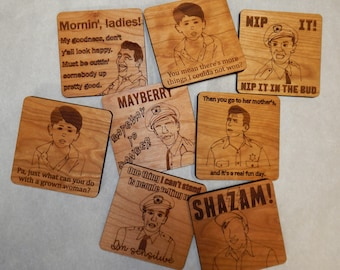 Andy Griffith Show - make your own set