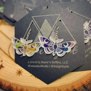 Bejeweled Face Rave Wear Body Gems Burning Man EDC Exotic Dancewear Festival Iridescent Acrylic Stickers Crystal AB