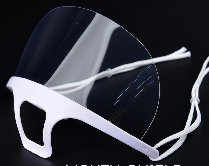 Anti Fog Transparent Face Mask