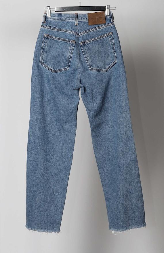 24' XXS Calvin Klein boyfriend jeans