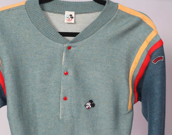 Vintage Mickey Mouse sweater Italy