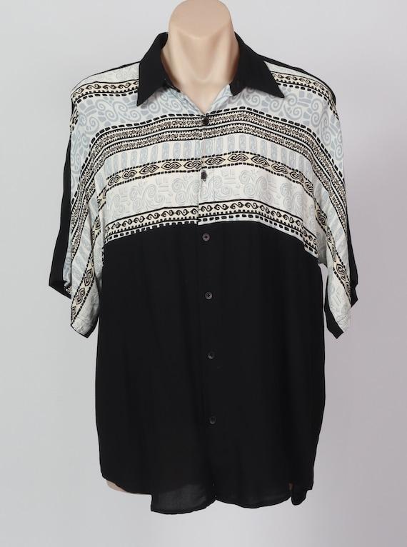 Vintage size L bowling shirt