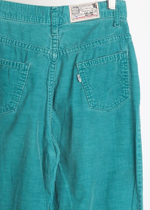 California Straights Levis Cords Size 8-10