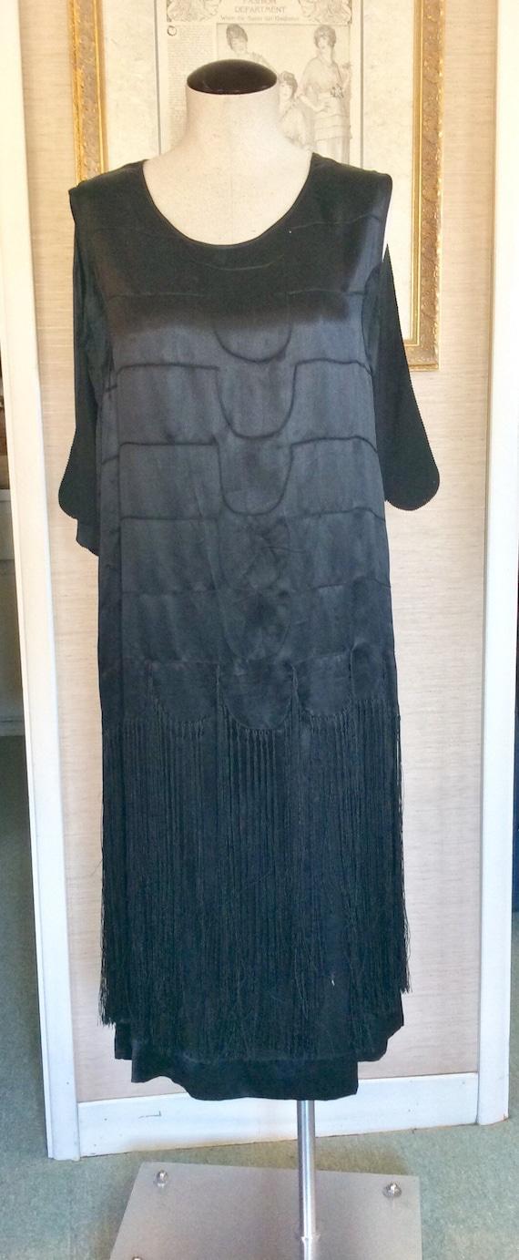 Antique 1920s Flapper Dress
