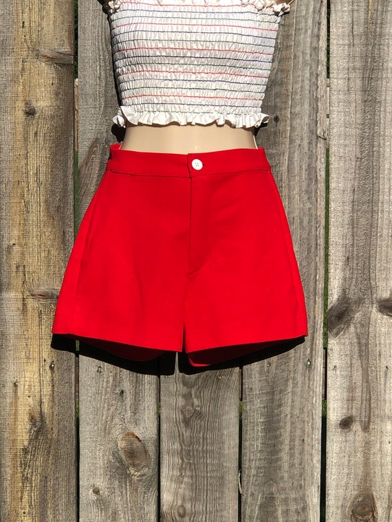 Cute Vintage 1950s / 1960s High waisted Rise Brigh