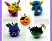 Mini Monster Buddies