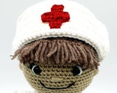 Alaina Doll Nurses Outfit