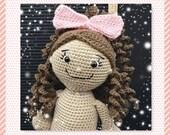 Alaina's Curly Hair Cap