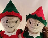 MISSY & MYLES Elf Outfits
