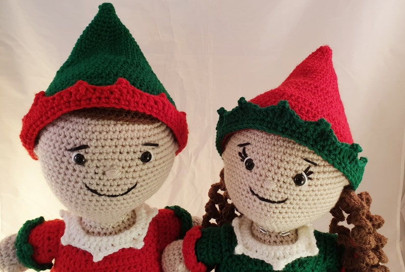 MISSY & MYLES Elf Outfits image 0
