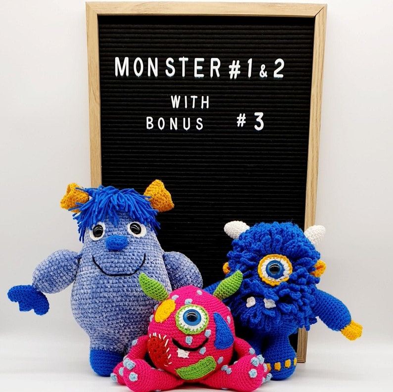 MONSTERS image 0