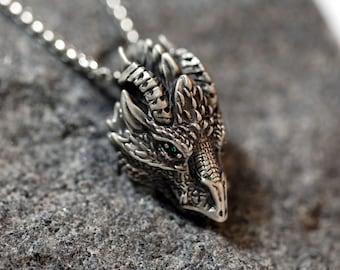 Socialfloats Dragon Shape Accessories Necklaces /& Pendants for Men