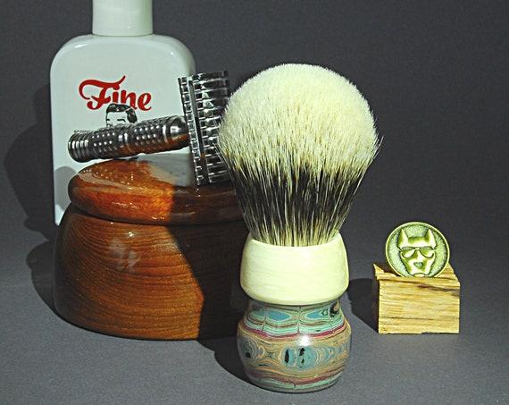 Shaving Brush »Paris«, handmade from Ebonit, from 82.00 EUR