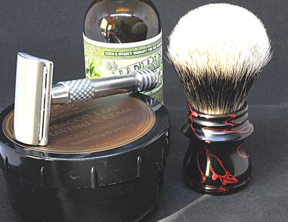 Shaving brush »Graz«, handmade from Ebonit, from 82,00 EUR