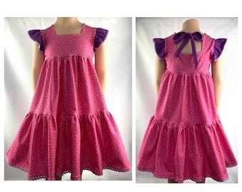 Dress summer dress cotton dress jersey dress revolving dress festive dress plain dress step dress