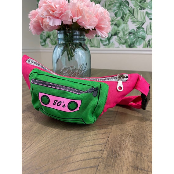 80s Inspired Fanny Pack