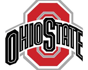 Ohio State Svg Etsy