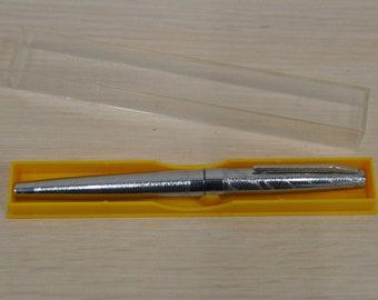 Handmade Ball pen .Vintage Retro Soviet Handmade Pen USSR Pen.Plexiglass pen.