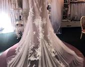 3-D Organza Flower Dress