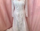 TPS Original Chantilly Lace Long-Sleeve